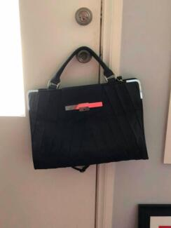 Ladies Briefcase/Laptop Bag - Black. Rarely Used. Wollongong Wollongong Area Preview
