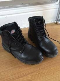 dickies steel toe boots