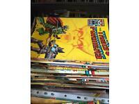 Huge lot 80s Transformers comics Marvel x 100