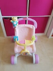 Fisher Price Baby Walker Push chair