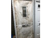 3 brandnew composite doors one is abit dirty due to storage but perfect condition