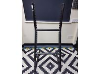 QuikLok RS-954 20U Rack Stand with Wheels and 20 x Nut and Bolt Set