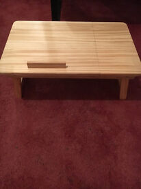over knee table