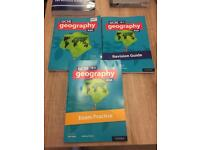 GCSE Geography Revision & Exam Books