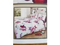 Parisienne duvet cover set single double king size