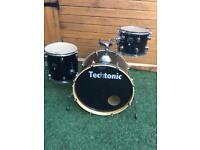 Techtonic drum kit shells