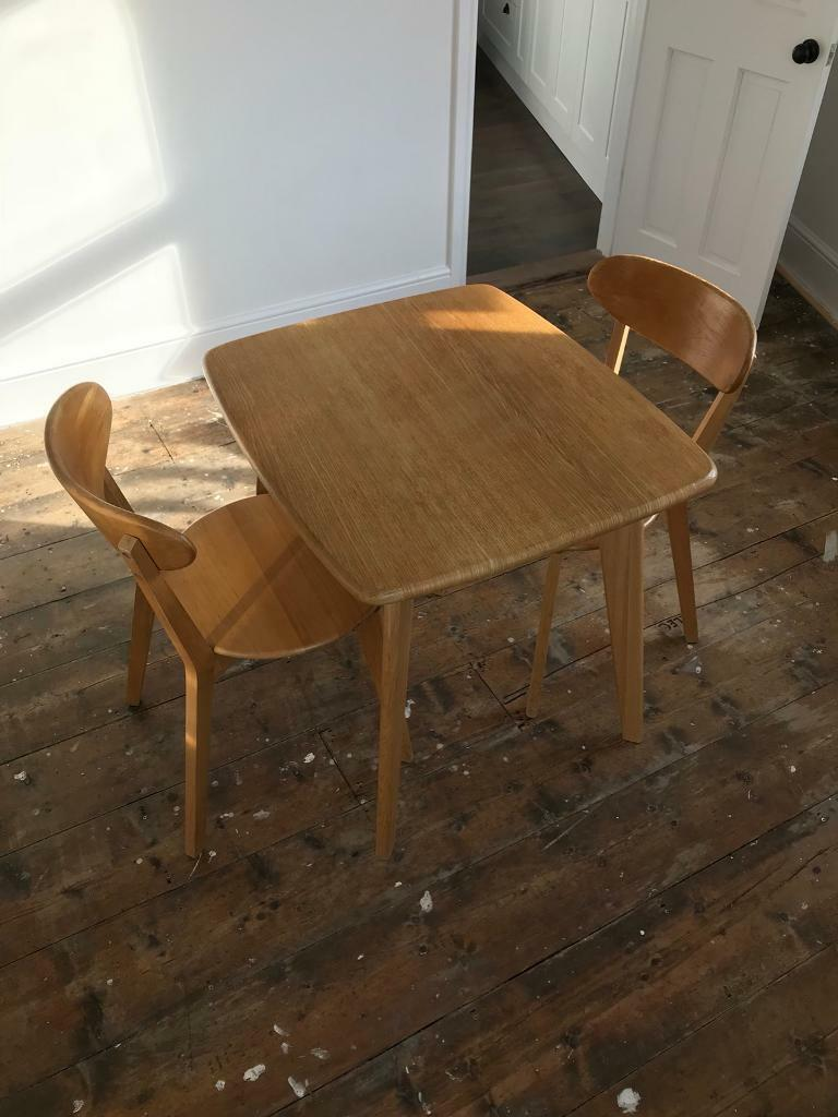 Made Table and chairs