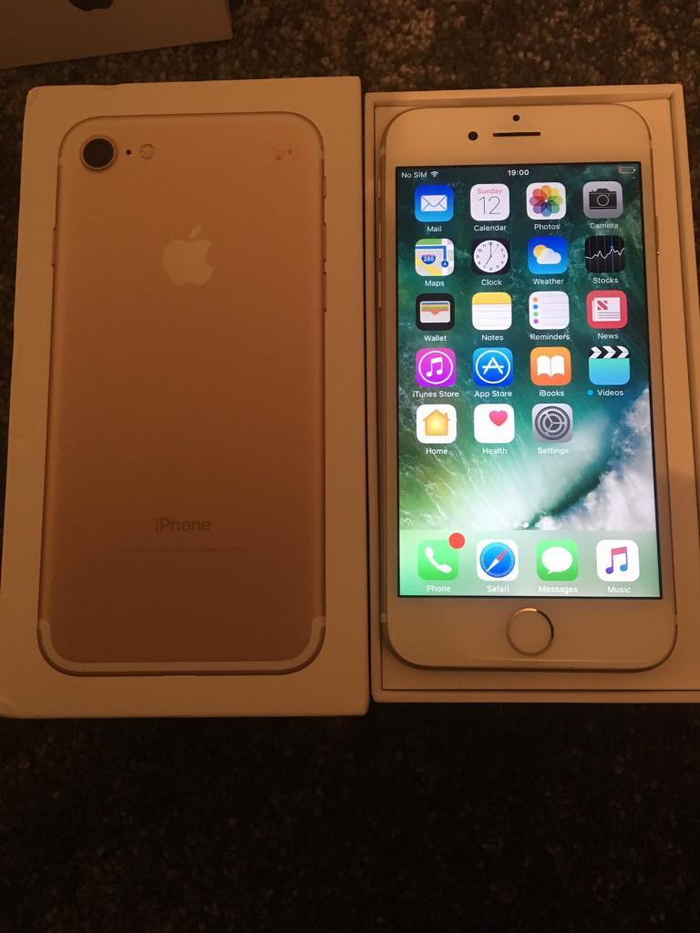 iPhone 7 32GB White Gold