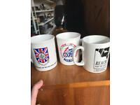 All different cups