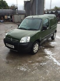 Citroen Berlingo 5 seater ( will px with a Transit SWB)