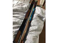 Handmade snooker cue