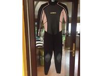 GUL Junior XL Wetsuit Pink/Black