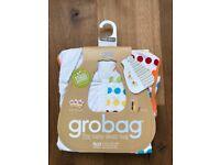 18-36m Grobag, sleeping bag BNWT (dotty day out design)