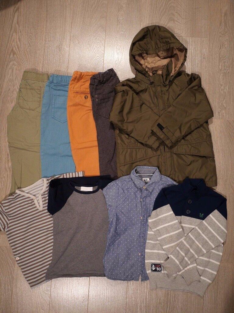2f9a17533 Boys clothes bundle age 5-6