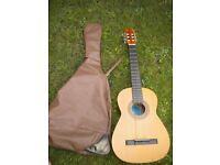 BM Classico Spanish Guitar WITH CASE