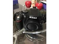 Nikon D 5200 Body Only in Excellent condition