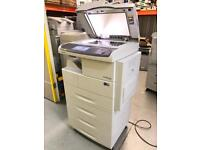 UNLIMITED FREE PRINTING OFFICE PRINTER LEASE RENTAL RENT A4 LASER MONO Photocopier Scanner SAMSUNG