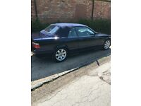 For sale BMW 318 convertible