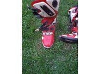Crossfire motorcross boots