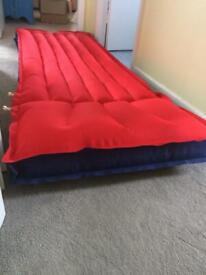 Inflatable Mattress Single. Extra durable .As New . Nuthall NG6 Area Nottingham