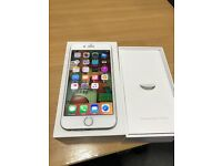 IPhone 6s white & silver 16gb unlocked Mint condition