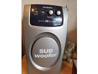 Sub woofer speaker