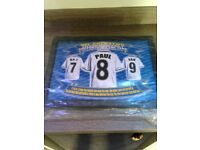 LEEDS UNITED PICTURE FRAME (WITH NAME OF PAUL)
