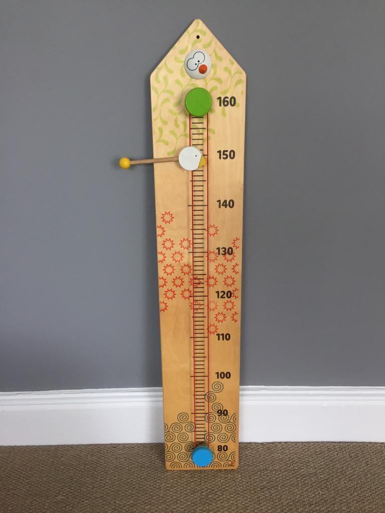Height chartin Henleaze, BristolGumtree - Wall mounted wooden childrens height chartGreat for decorating a childs roomHenleaze area