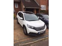 Honda Cr-V 2.2 i-DTEC EX 4x4 5dr Full Dealer Service History Top of the range, fully loaded EX Model