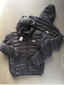 North Face coats s-xxl
