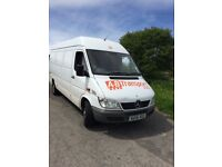 TRANSPORT/MAN AND VAN HIRE/STORAGE /7DAYS /SHORT NOTICE/LOCAL AND NATIONAL MOVES/EST OVER 15YEARS