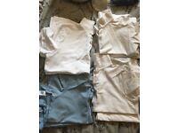 Bundle of school shirts