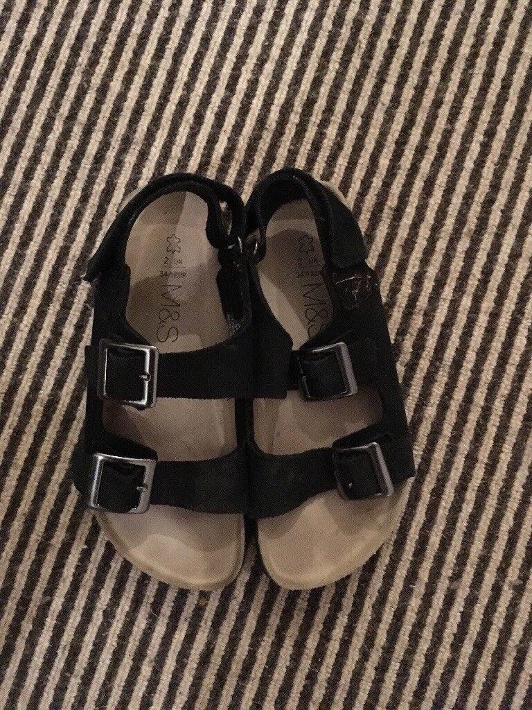Boys Sandals Size 2 Junior