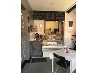 Small cafe/ takeaway business for sale in Derby £15,000 Open to offers.