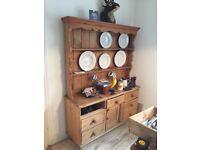 Lovely Old Pine Dresser For Sale