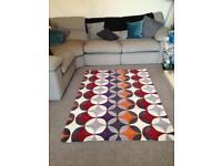 Brand new Harlequin rug
