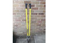 Post Hole Digger. Good condition and little used.