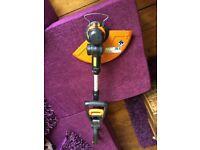Worx WG169E.2 20V Cordless Garden Grass Strimmer Cutter Mower Edger, Bare unit, new ex display