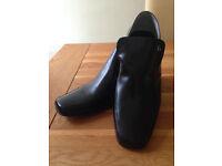 Lambretta Black Men's Smart Loafers (UK10/EU44) (never worn) JUST REDUCED