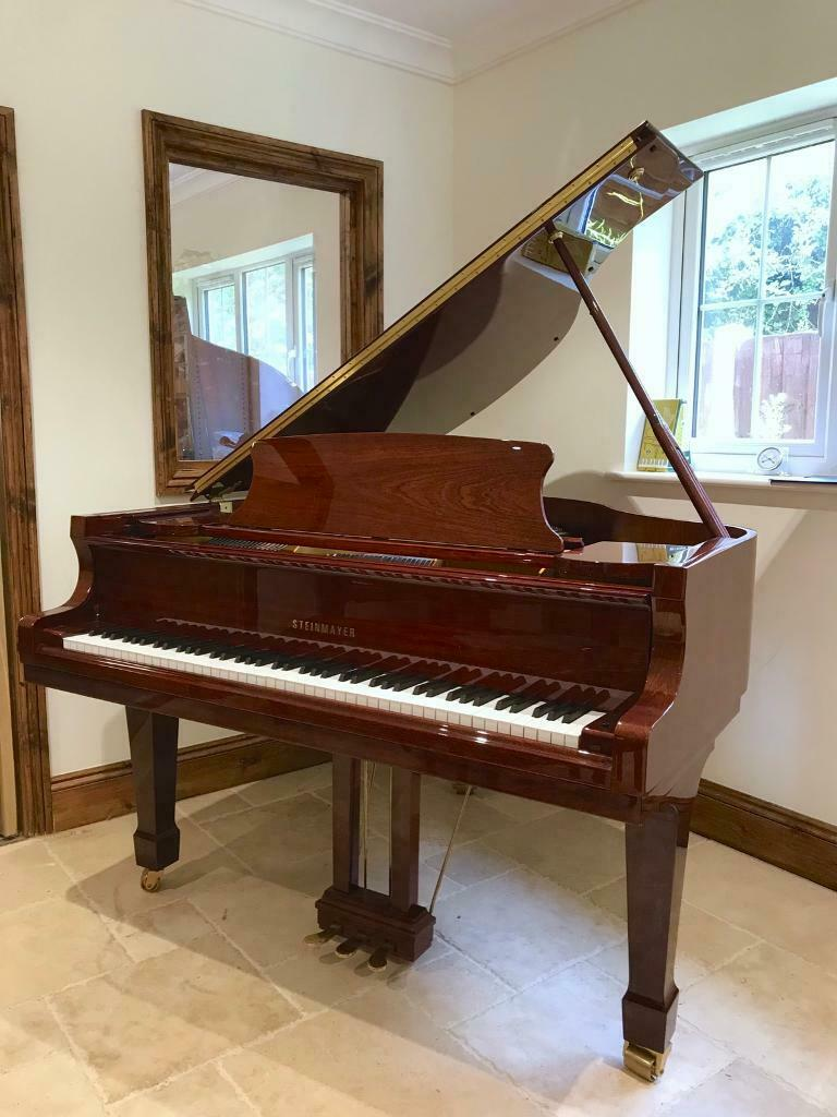Steinmayer SG-143 c2010 Baby Grand Piano | in Blandford Forum, Dorset |  Gumtree