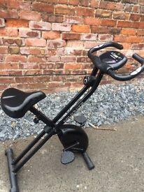 Gold's Gym Folding Exercise Bike