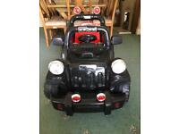 Children's Electric Jeep 4x4 Car