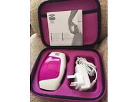 Silk n glide permanent hair removal