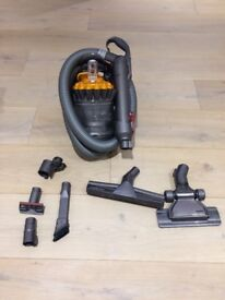 Dyson - Cylinder vacuum AND Cordless stick for sale as a pair