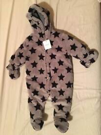 Next snowsuit- up to 3 months