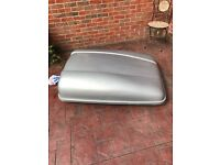 Roof Box for Sale £90 o.n.o V Good condition
