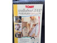 Tomy Walkabout 2000 Baby & Parent Monitors