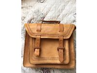 100 % leather great bag from Mexico, never worn