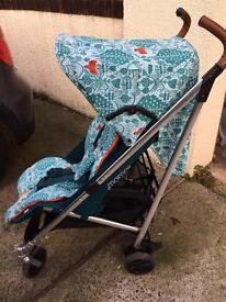 Mamas & Papas limited edition Donna Wilson Urbo Bug Stroller