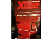 Pressure washer new